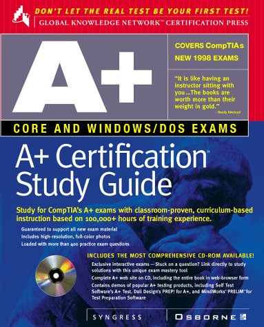 9780078825385: A+ Certification Study Guide (Global Knowledge Network Certification Press)