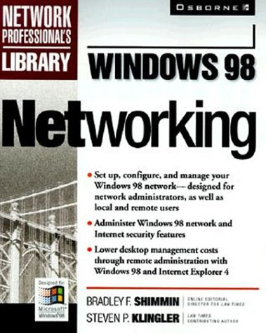 9780078825514: Windows 98 Networking