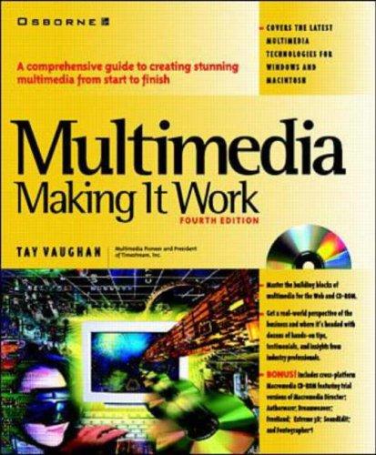 9780078825521: Multimedia: Making it Work