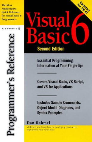 9780078825767: Visual Basic 6