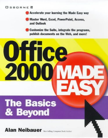 9780078825859: Office 2000 Made Easy (Made Easy Series)