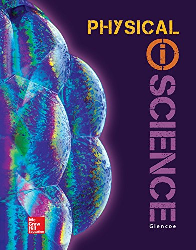 Physical Science (GLEN SCI: INTRO PHYSICAL SCI): Education, McGraw-Hill