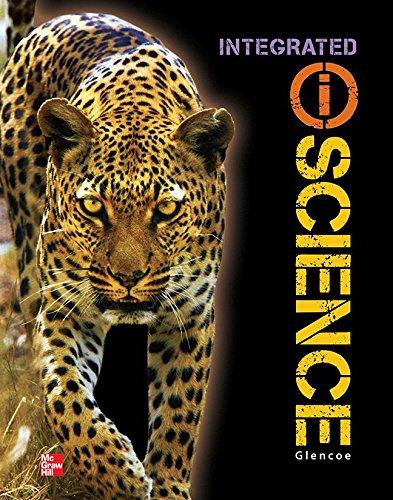 9780078880063: Glencoe Integrated iScience, Course 2, Grade 7, Student Edition (INTEGRATED SCIENCE)