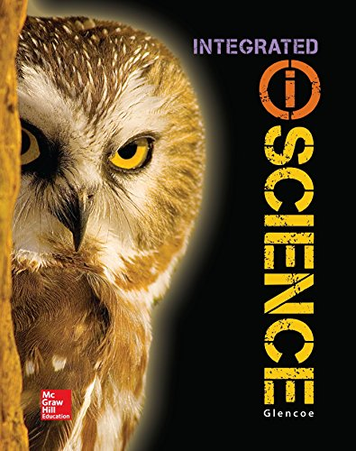 9780078880070: Glencoe Integrated iScience, Course 3, Grade 8, Student Edition (INTEGRATED SCIENCE)
