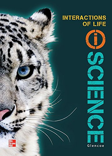9780078880186: iScience Interactions of Life Module J