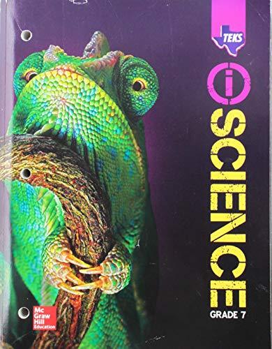 9780078880254: Science Grade 7: Teks