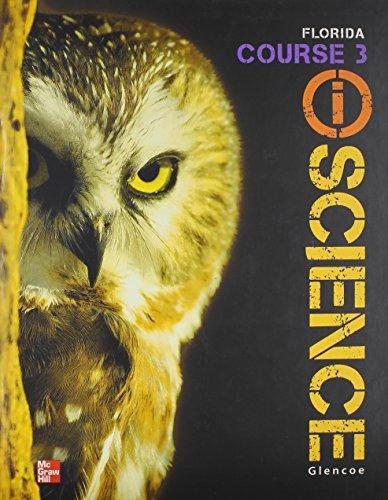 9780078880339: Iscience Course 3 Grade 8: Florida Edition