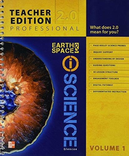 9780078880391: Earth & Space iScience Teacher Edition 2.0 Vol. 1
