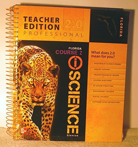 9780078881299: Glencoe Coarse 2 OI Science Florida Teacher's Edition 2.0 Professional