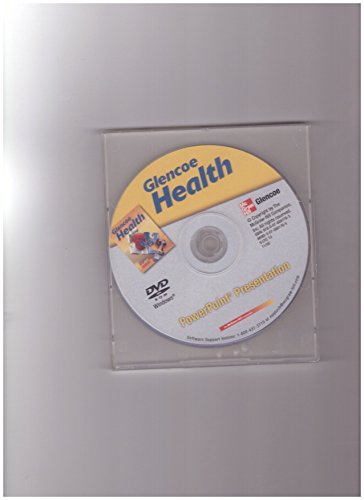 9780078881763: Glencoe Health PowerPoint Presentation
