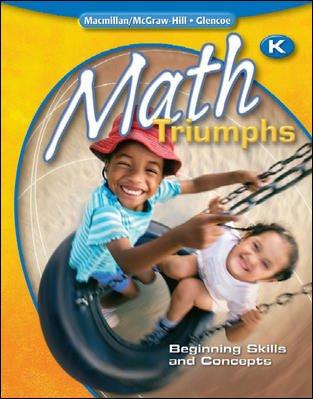 9780078882166: Math Triumphs K Teacher Edition