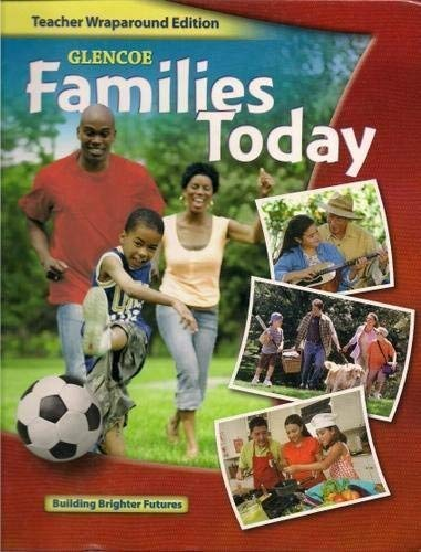 9780078883569: Families Today, Teacher's Wraparound Edition