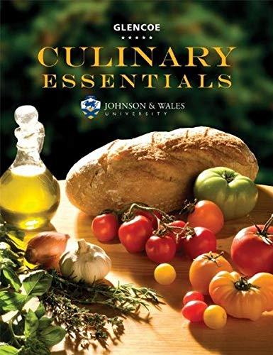 9780078883590: Culinary Essentials, Student Edition