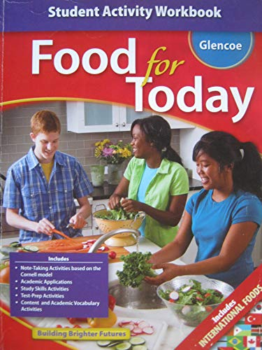 9780078884511: Food for Today Student Activity Workbook