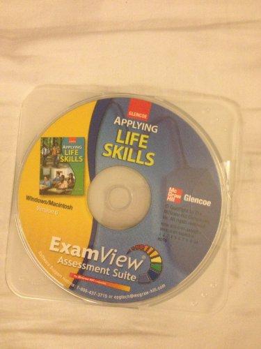 9780078884627: Glencoe Applying Life Skills Examview Assessment Suite