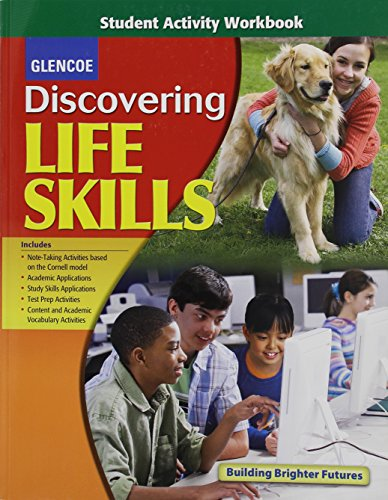 9780078884702: Discovering Life Skills Student Activity Workbook