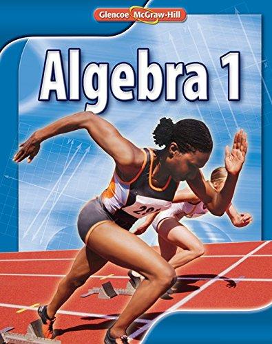 9780078884801: Glencoe Algebra 1, Student Edition