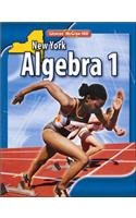 9780078884986: New York Algebra 1, Student Edition