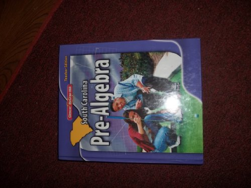 9780078885280: Glencoe Mcgraw-Hill SC Pre-Algebra TE