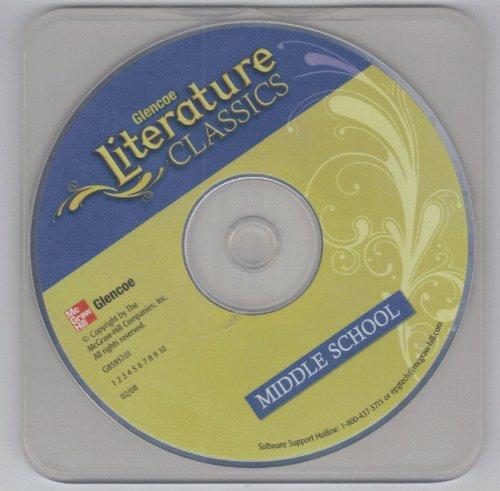 9780078885952: Glencoe Literature Classics Middle School