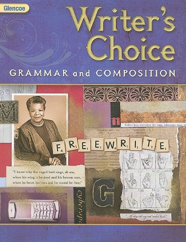 9780078887727: Glencoe Writer's Choice: Grammar and Composition, Grade 9