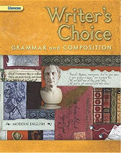 9780078887741: Writer's Choice, Grade 10: Grammar and Composition