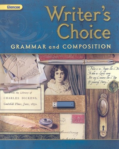 9780078887765: Writer's Choice, Grade 11: Grammar and Composition