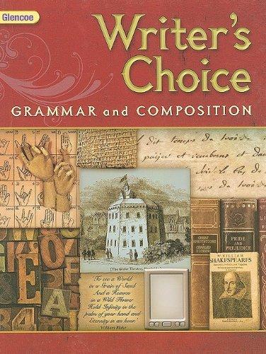 9780078887789: Glencoe Writer's Choice: Grammar and Composition, Grade 12