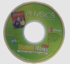 9780078888311: 2009 Glencoe Physics Principles and Problems Student Works Plus CD ROM