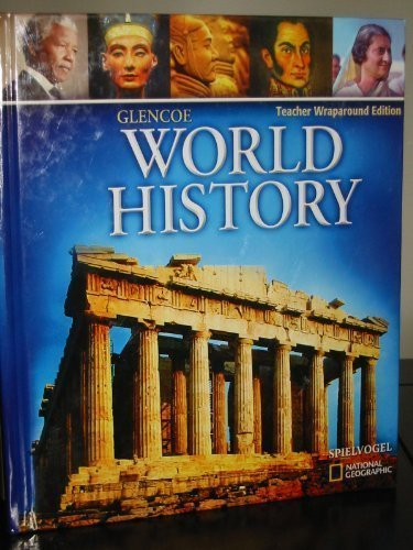 9780078889660: Glencoe World History, Teacher Wraparound Edition