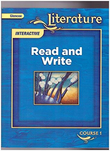 9780078891717: Glencoe Literature Interactive Read and Write