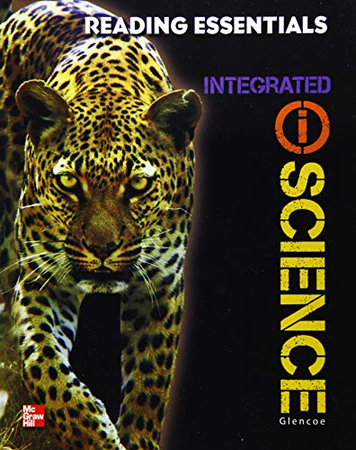 9780078893896: Glencoe Reading Essentials Intergrated I Science Cource 2 (Leopard on Front)