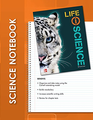 9780078894275 Glencoe Life IScience Grade 7 Science