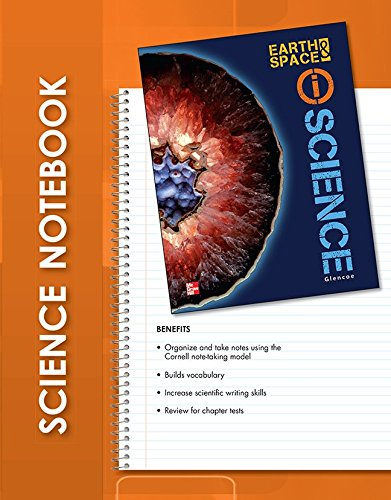 9780078894282: Earth & Space iScience Science Notebook: Notebook
