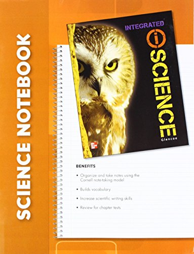 9780078894329: Science Notebook Course 3