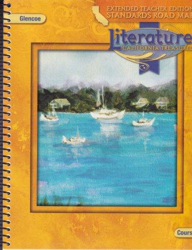 9780078896668: Standards Road Map (California Treasures: Literature)