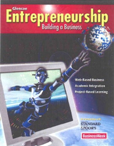 9780078897665: Entrepreneurship: Building a Business