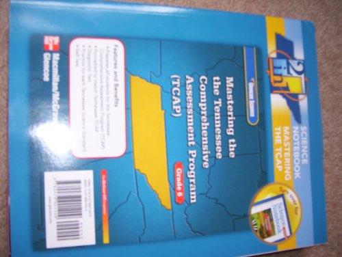 9780078901409: Science Notebook Mastering the TCAP Grade 6 (Glencoe Science)
