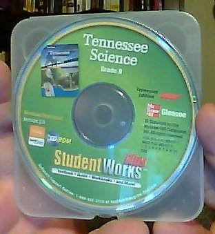 Glencoe Tennessee Science Grade 8 StudentWorks Plus Version 3.0 Windows/Macintosh (9780078901577) by McGraw Hill Glencoe