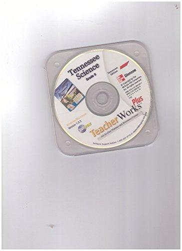 9780078901607: Glencoe Tennessee Science Grade 8 TeacherWorks Plus All-In-One Planner and Resource Center Version 1.9.3 Windows/Macintosh