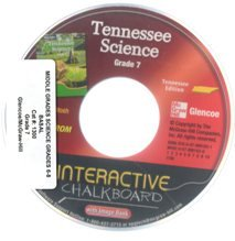 9780078901621: Tennessee Science 7th Grade Interactive Chalkboard CD ROM