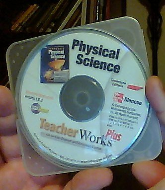 9780078901812: Glencoe Tennessee Physical Science TeacherWorks Plus All-In-One Planner and Resource Center Version 1.9.3 Windows/Macintosh
