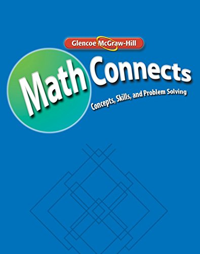 9780078902376: Math Connects: Concepts, Skills, and Problems Solving, Course 2, Noteables: Interactive Study Notebook with Foldables (Math Connects: Course 2)