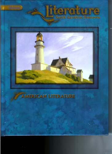 9780078903816: Literature: South Carolina Treasures Student Editon (Glencoe Literature, American Literature)