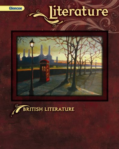 9780078903861: Glencoe Literature British Literature Teachers Edition (South Carolina Treasures) (Glencoe Literature 2009, British Literature South Carolina Treasures)