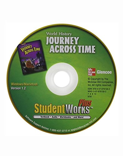 Journey Across Time, StudentWorks Plus CD-ROM (MS WH JAT FULL SURVEY) (9780078904158) by McGraw-Hill Education