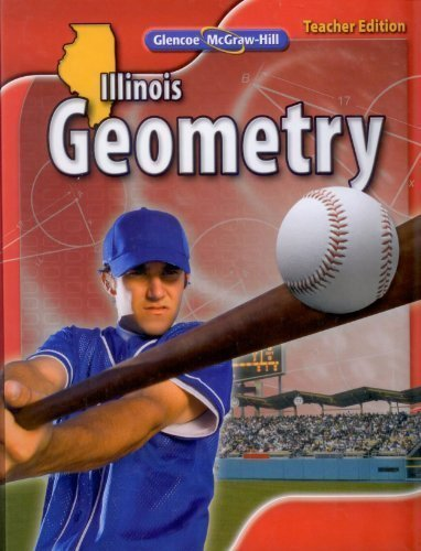 9780078905483: Glencoe McGraw-Hill Illinois Geometry Wraparound Teacher Edition
