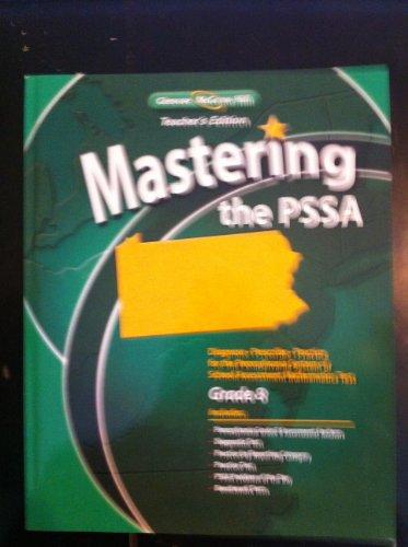 9780078906664: Mastering the PSSA, Grade 8, Teacher Edition