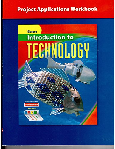 9780078907128: Glencoe Introduction to Technology: Project Applications Workbook