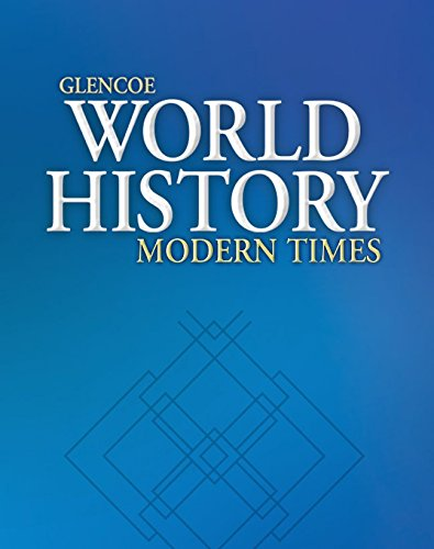 9780078910142: Glencoe World History: Modern Times, Spanish Reading Essentials and Note-Taking Guide Workbook